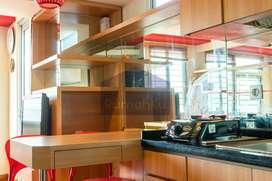 Sewa Murah Harian - Bulanan Jarrdin Apartement Type 1 bedroom