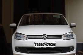 Volkswagen Vento 2014 Diesel 73440 Km Driven