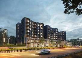 1st floor Shops at best location Nr. Tapovan Motera Road