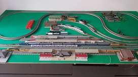 Set Kereta Kato Scale N