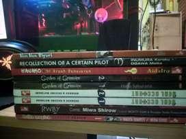 Jual Buku Manga Karna Lagi Bu