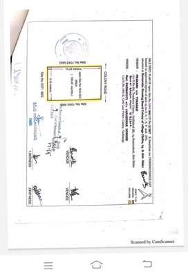Cheap and Best view point  plot @chitta KHB Housing Board,Bidar