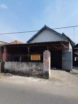 Disewakan bangunan komersial toko