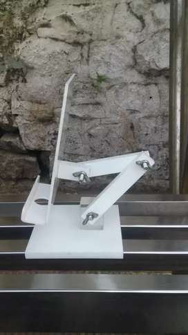 acralic adjustable stand