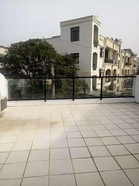 3BHK first floor in Pine homes gated society Dhakoli Zirakpur