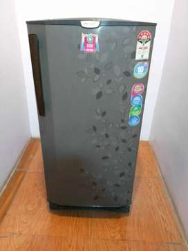 Godrej single door grey colour refrigerator