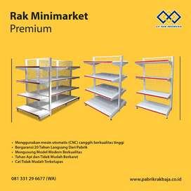 Rak Minimarket dan Supermarket Kualitas No#1 Di Indonesia
