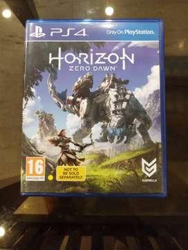 Horizon Zero Dawn PS4 Game Case
