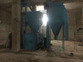 10 MTon Cattle Feed Plant ( Mesh Line )
