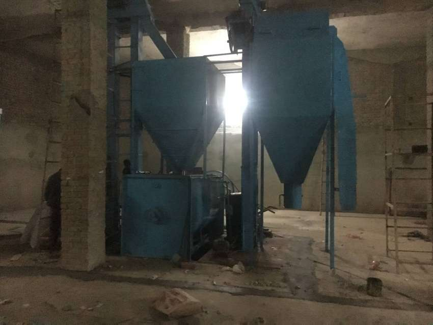 10 MTon Cattle Feed Plant ( Mesh Line ) 0