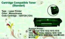 cartridge compatible toner 12A Q2612A