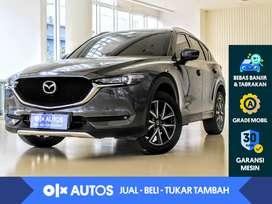 [OLXAutos] Mazda CX5 2.5 Anniversary Edition A/T 2017 Abu-Abu