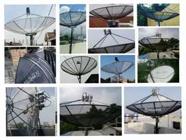 agen toko jasa pasang antena TV parabola Sukatani