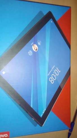 Lenovo tab 4 10. It is a 4G tablet ,7000 mAh battery life