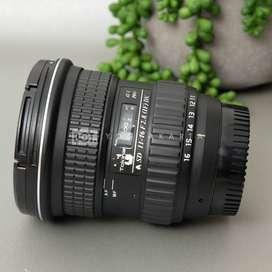 Tokina SD 11-16mm F 2.8 IF DX for NIKON kode 1110F20