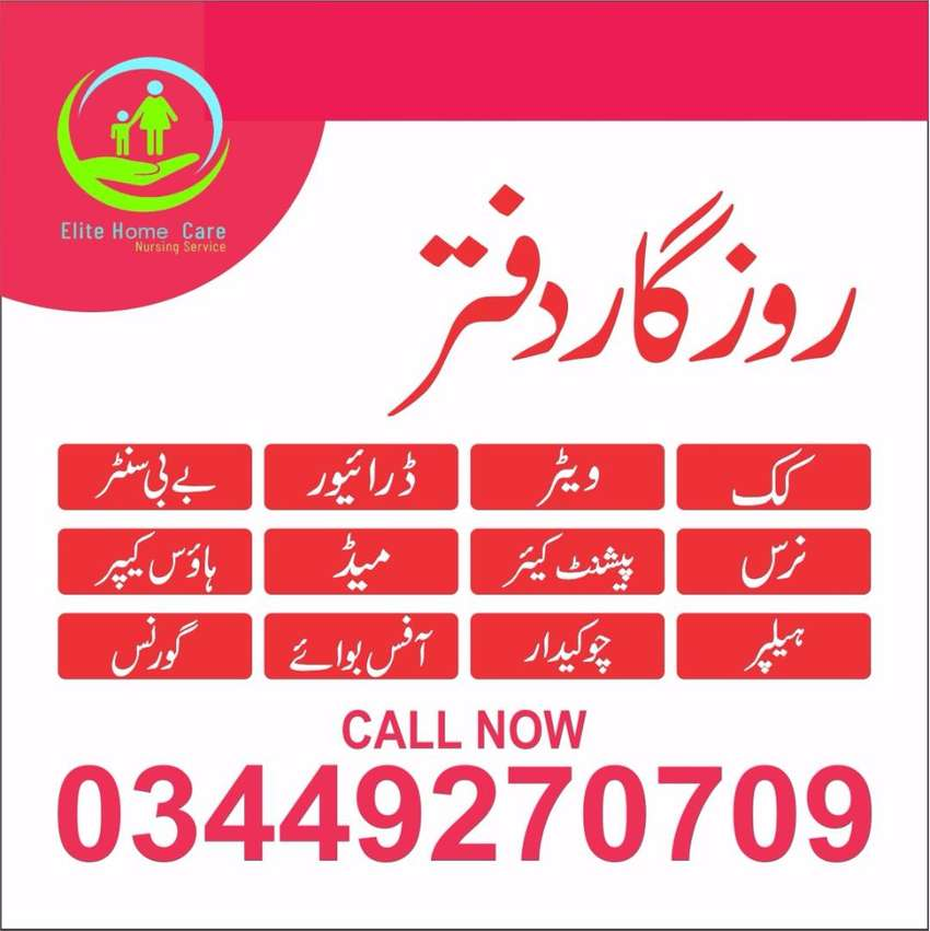 Required COOKS HELPERS  MAIDS PATIENT CARE 0