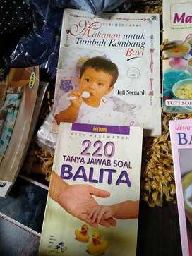 Majalah tentang bayi 7 buku