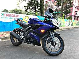 Yamaha r15 v3 just 9 months old,full racing mod installed !