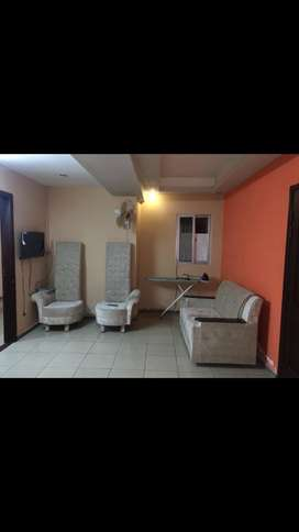 2bed room furnished apartment for rent in bahria town rwp