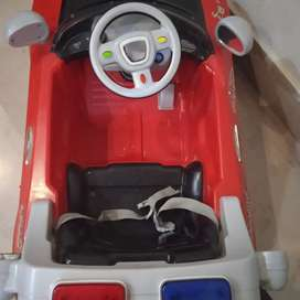 Kids sport car if u can buy it insert the battery and enjoyy