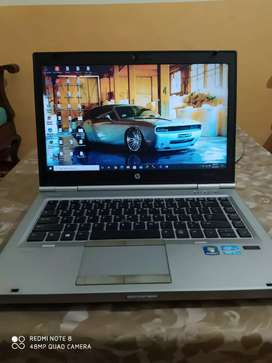 Hp EliteBook 8470p core i5 3rd generation