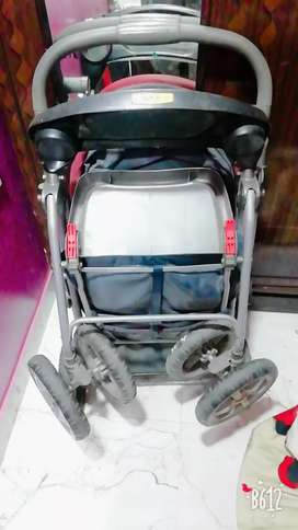 Quality Baby Stroller for sale Rs 1500