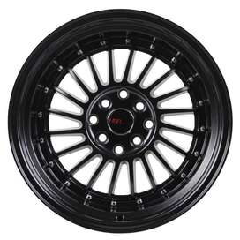 Velg Mobil Racing SC-01 1120 HSR Ring 16 Black