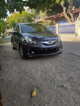Honda brio type E manual 2015