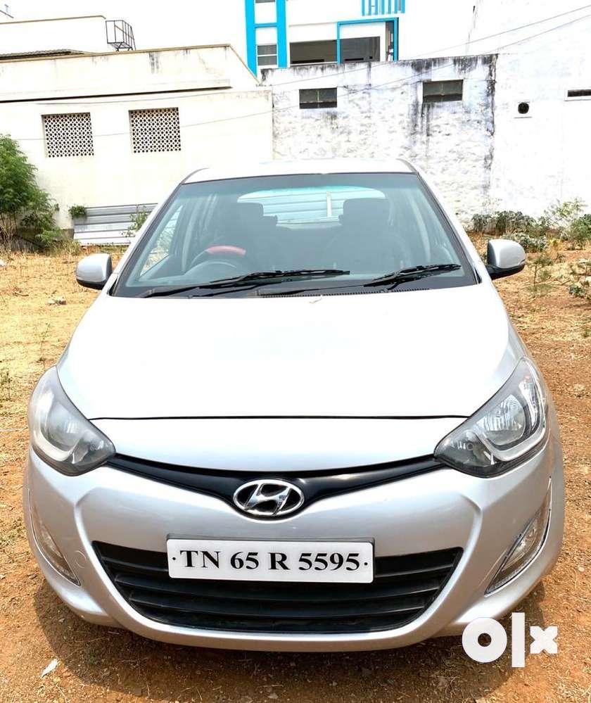 Hyundai i20 1.2 Spotz, 2013, Diesel