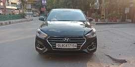 Hyundai Verna Fluidic 1.6 VTVT SX Opt Automatic, 2018, Petrol