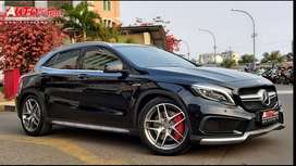 Mercedes GLA45 AMG 2.0L Turbo 360HP NIK 2015 Km 7Rb