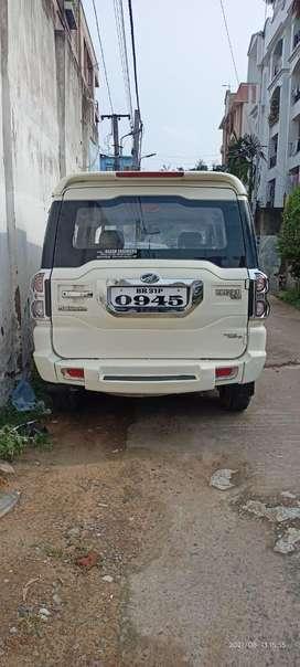 Mahindra Scorpio S2 7 Seater, 2016, Diesel