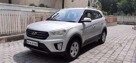Hyundai Creta, 2017, Diesel