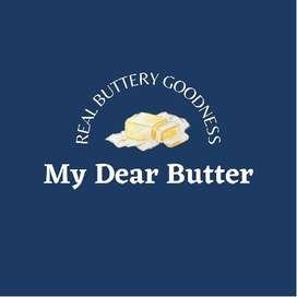 Franchise dear butter croffle