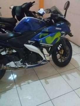 Yamaha R25 yzf250 250cc movistar 2015