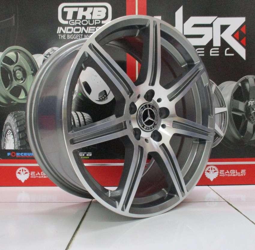 velg racing mercy ring 19 tipe am7007 warna grey 0