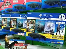[NEW] PS4 1TB Megapack GTA V Garansi RESMI