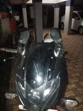 Pulsar 220 with good condition