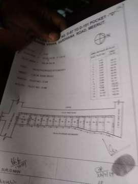 NDA Plot available in Sainik Vihar D pocket