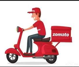 Excellent delivery Excutive for Zomoto
