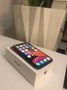 Iphone x 64gb fullset mulus