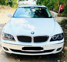 BMW 7 Series 2008 Diesel Well Maintained