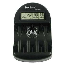 Techno line digital cell charger ( bc-250 )