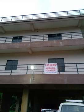 Flats for rent/sale near Uppoor bustand adjacent to NH66