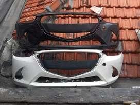 Bumper Depan Mazda 2 Skyaktif