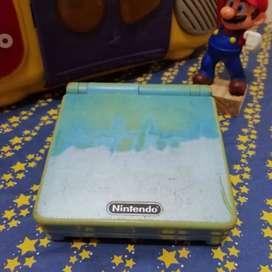 Nintendo Gameboy Advance SP bukan nds ndsi ndsl 3ds 2ds