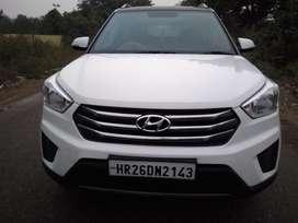 Hyundai Creta 1.6 E, 2018, Petrol