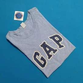 Kaos Gap logo bordir