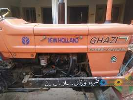Ghazi tractor lush condition bilkul new ha