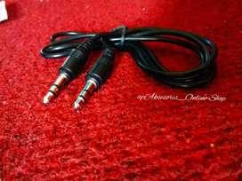 Kabel AUX Audio jack1in1 untuk Hp/komputer/Laptop_aufalpulsa Aksesoris